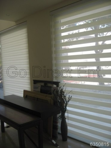 Combi Blinds Installed in Paranaque City