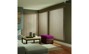 vertical fabric blinds sample