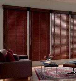 Faux Wood Blinds (02)6350815